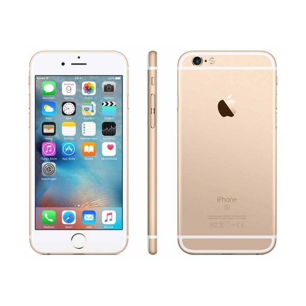 "Smartphone Apple Iphone 6S 4,7"" LCD 16 GB (A+) (Refurbished)"