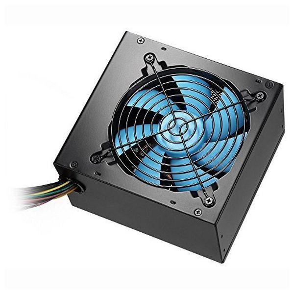 Stromquelle CoolBox COO-FAPW600-BK 600W