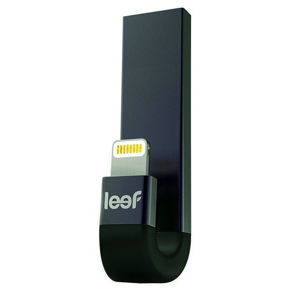 Lightning-Flash-Laufwerk Leef iBridge 3 USB 3.1 Schwarz