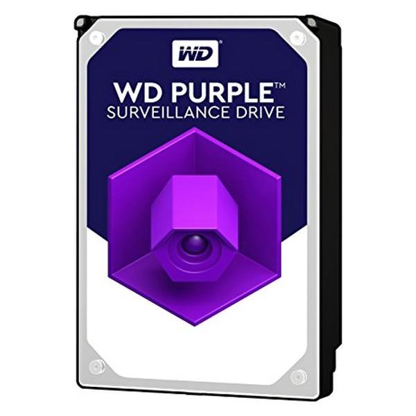 """Festplatte Western Digital WD40PURZ 3.5"""" 4 TB 6 GB/s HDD"""