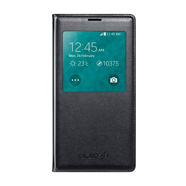 Handyhülle Samsung S-View EF-CG900B