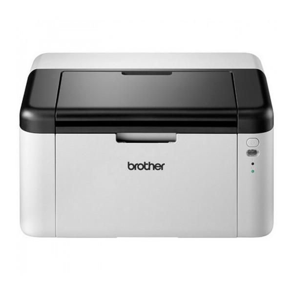 Schwarzweiß-Laserdrucker Brother HL-1210W WIFI 32 MB 2400 x 600 DPI Weiß