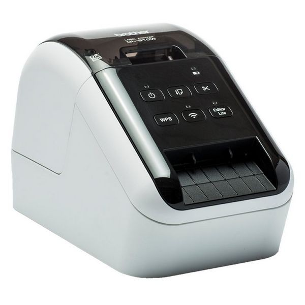 Thermodrucker Brother QL810WZX1 AirPrint 6 MB Macintosh/Windows