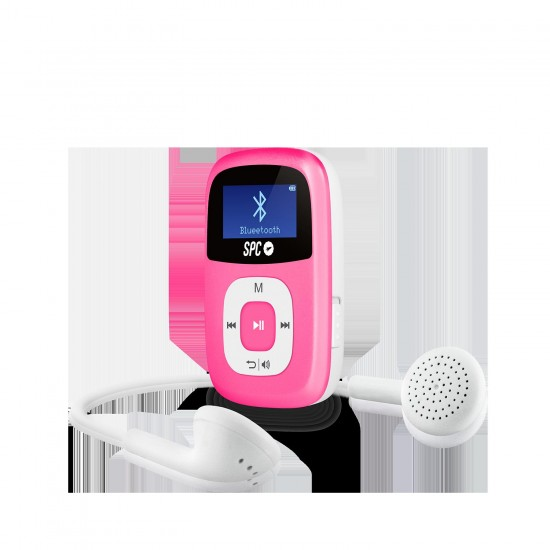 MP3 Player SPC 8668P 8 GB Bluetooth FM Rosa