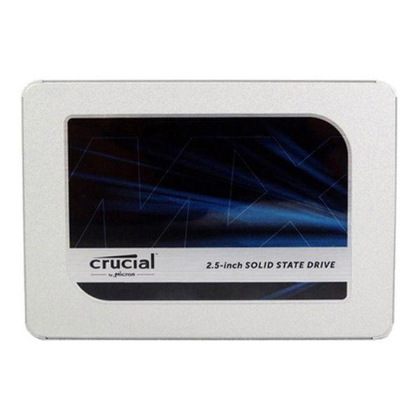 """Festplatte Crucial CT1000MX500SSD1 1 TB SSD 2.5"""" SATA III"""