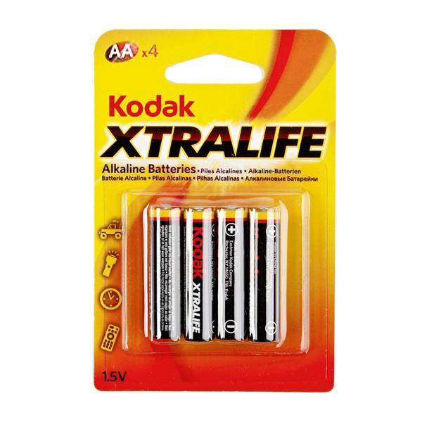 Alkline-Batterie Kodak 1,5 V 2700 mAh