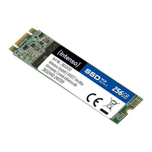 "Festplatte INTENSO 3832440 256 GB SSD 2.5"" SATA III"