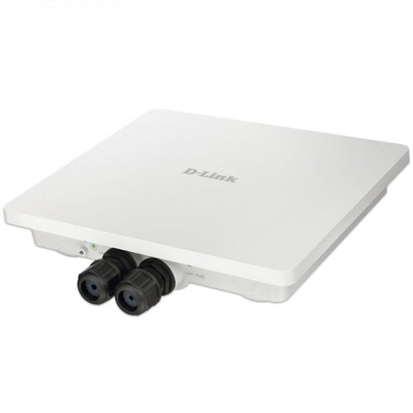 Schnittstelle D-Link DAP-3662 AC1200 2,4 GHz - 5 GHz