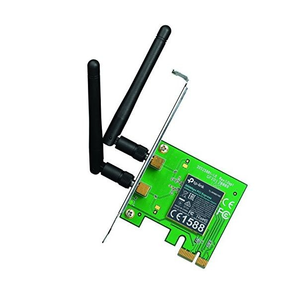 TP-LINK TL-WN881ND Adapter 300Mbps 2T2R Atheros PCIe
