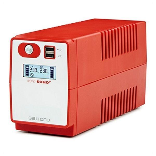 Offline UPS Salicru 647CA00001 300W Rot