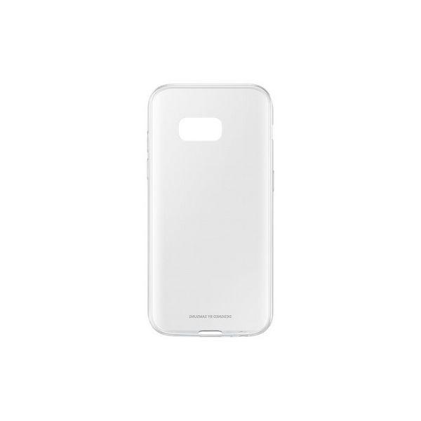 Handyhülle Samsung EF-QA320TTEGWW Samsung A3 2017 Clear Cover Durchsichtig