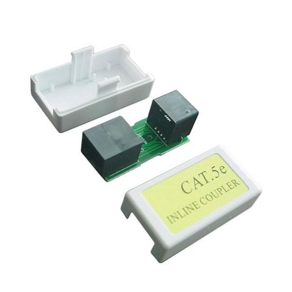 UTP-Adapter GEMBIRD NCA-LC5E-001 RJ45 Weiß