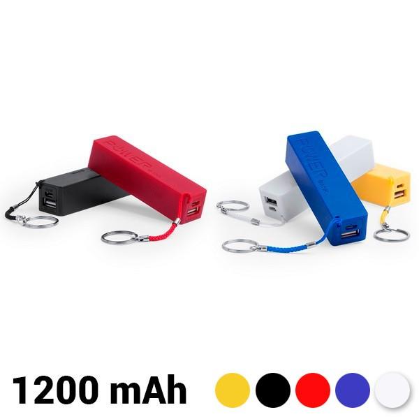 Schlüsselanhänger Power Bank 1200 mAh 144941