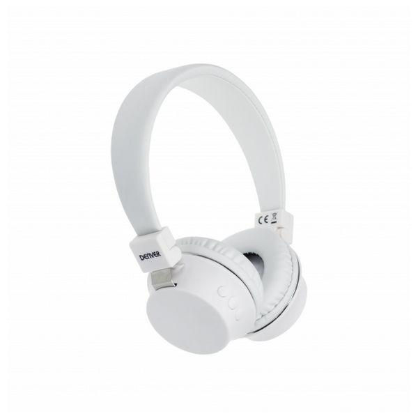 Bluetooth-Kopfhörer Denver Electronics BTH-205 Weiß