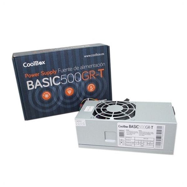 Stromquelle CoolBox COO-FA500TGR 500W