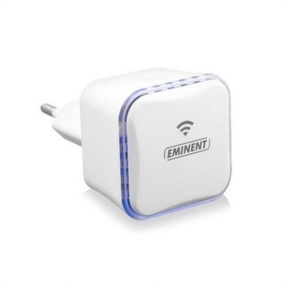 Schnittstellen-Repeater Eminent EM4594 2.4 GHz Weiß