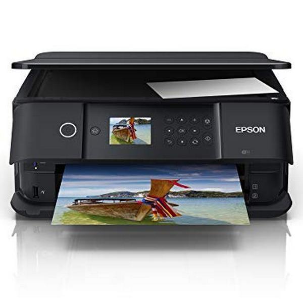 Multifunktionsdrucker Epson Expression Premium XP-6100 WIFI Schwarz