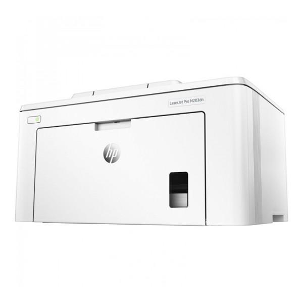 Schwarzweiß-Laserdrucker HP LaserJet Pro M203dn 256 MB Weiß