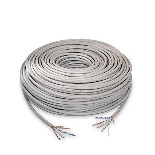 Kategorie 6 Hard UTP RJ45 Kabel NANOCABLE 10.20.0504 305 m
