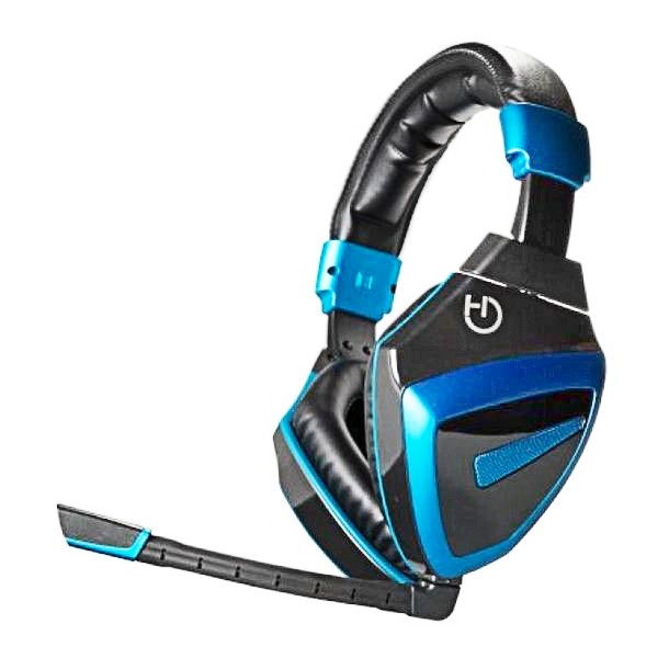 Gaming-Kopfhörer mit Mikrofon Hiditec AU10HDT001 Windows XP / Vista / 7 / 8 Xbox ONE / PS4