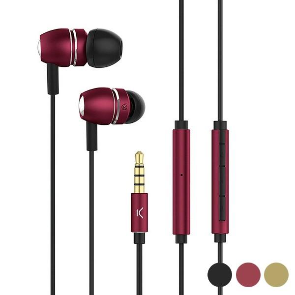 Kopfhörer mit Mikrofon Go & Play Sky Aluminium