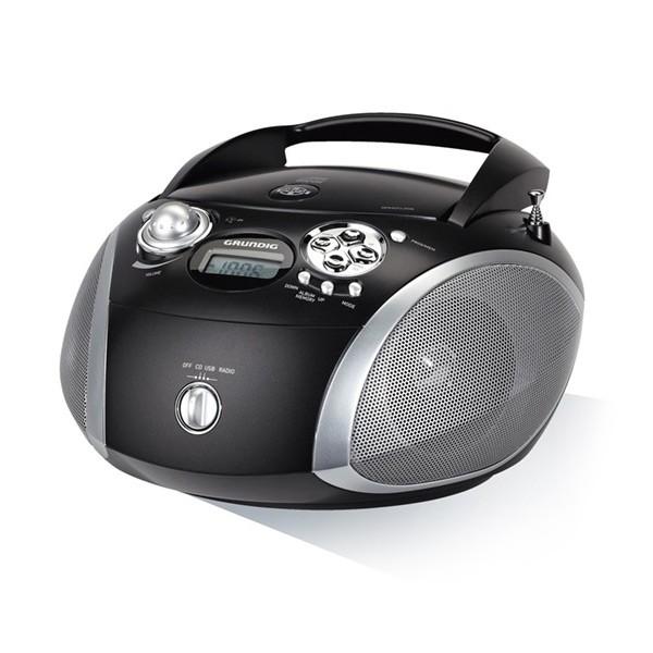 Radio mit CD-Laufwerk Grundig GDP6330 USB 2.0 MP3 Schwarz