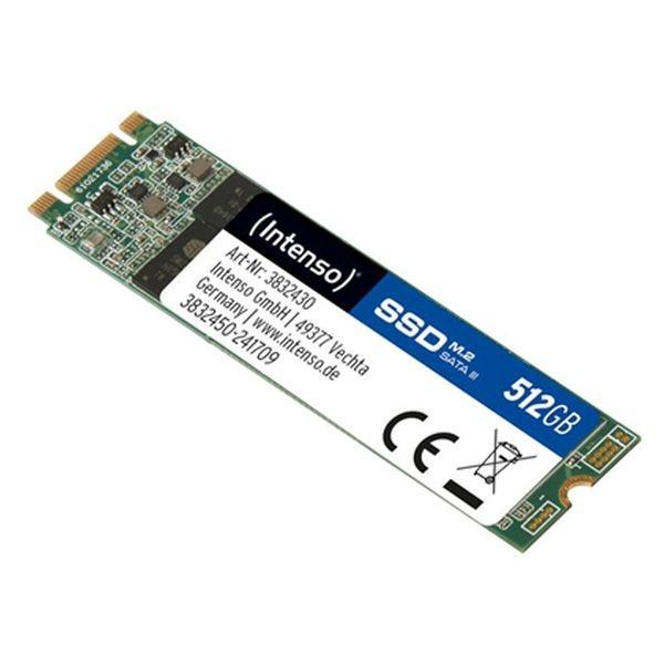 "Festplatte INTENSO 3832450 516 GB SSD 2.5"" SATA III"