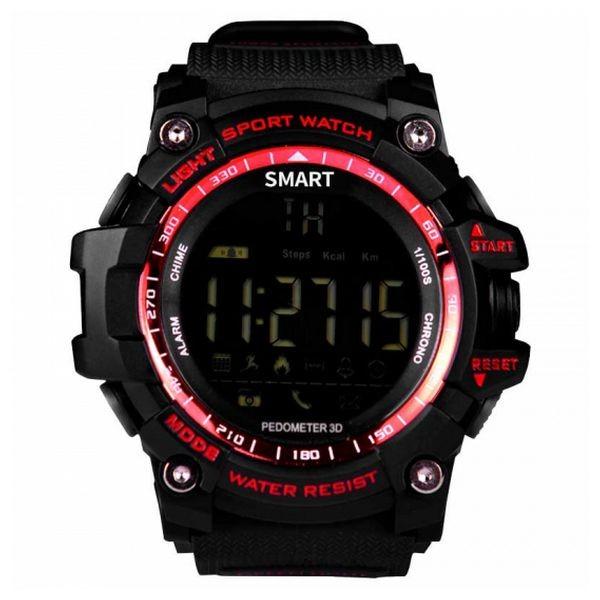 """Smartwatch BRIGMTON BWATCH-G1R 1,12"""" Bluetooth IP67 Rot"""