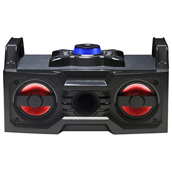 Tragbare Bluetooth-Lautsprecher Denver Electronics BTB-60 FM LED 6W Schwarz