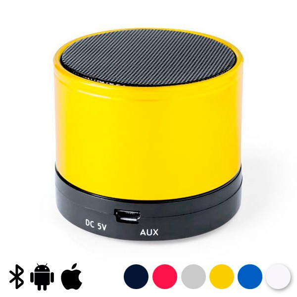 Bluetooth-Lautsprecher SD FM Micro USB 3W 144936