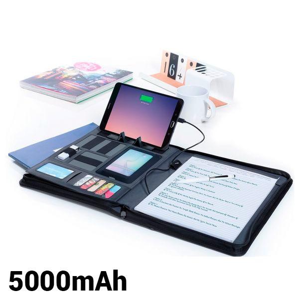 Faltblatt Power Bank 5000 mAh 145220
