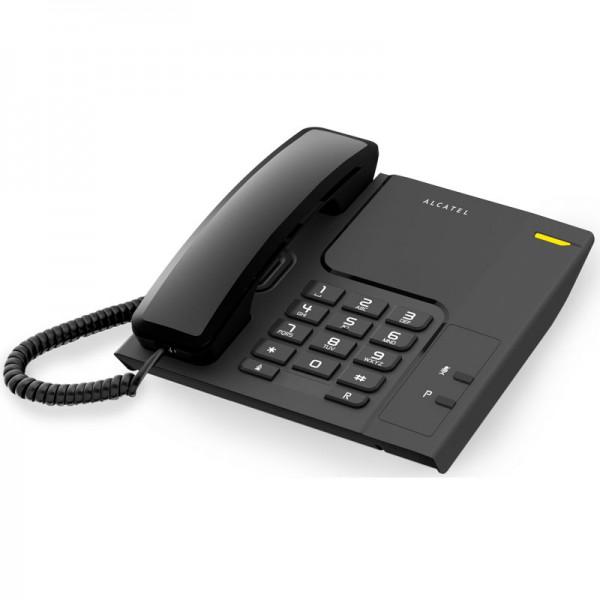 Festnetztelefon Alcatel TEMPORIS T-26 LED Schwarz