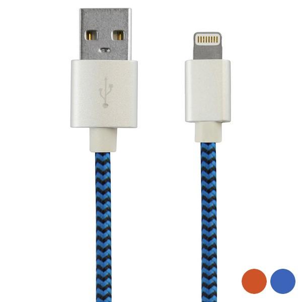 USB auf Lightning Verbindungskabel 1 m