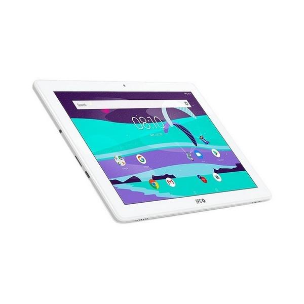"""Tablet SPC Gravity Max 10,1"""" Quad Core 2 GB RAM 32 GB Weiß"""