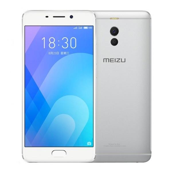 """Smartphone Meizu M6 NOTE 5,5"""" Octa Core 32 GB 4 GB RAM Silber"""