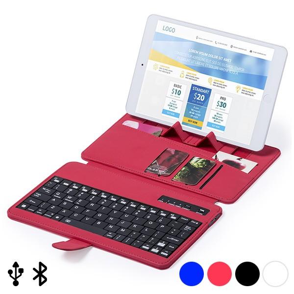 Bluetooth-Tastatur mit Support für mobile Geräte 145739