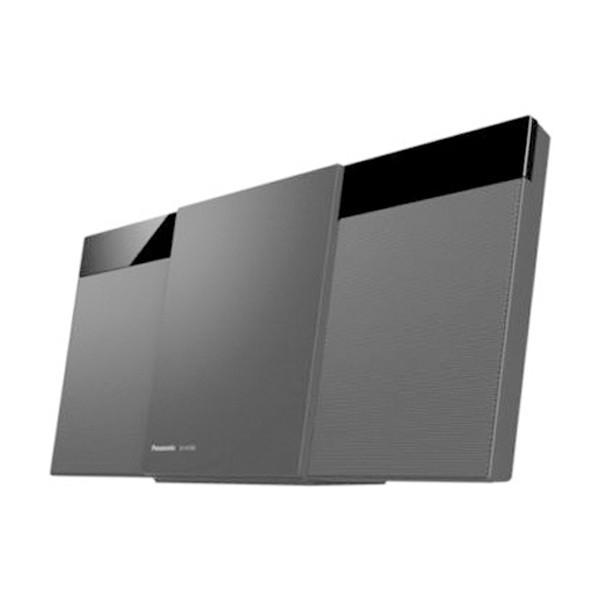 Micro-Hi-Fi-System Panasonic SCHC300EGK HiFi Bluetooth 20W Schwarz