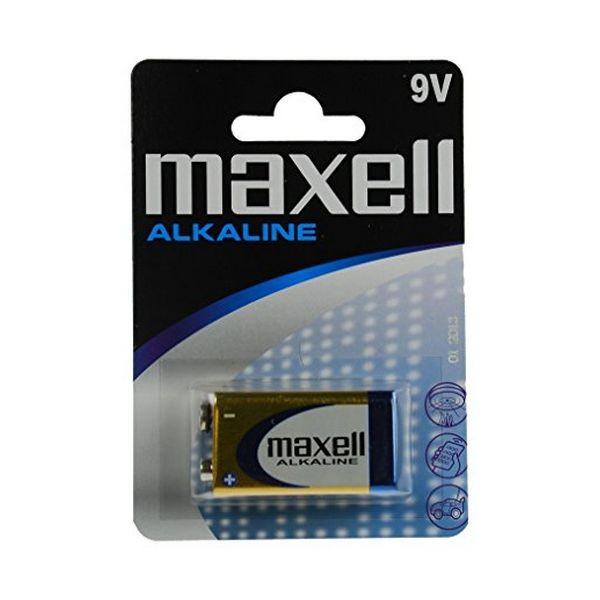 Alkline-Batterie Maxell MXBLR6LR61 LR61 9V