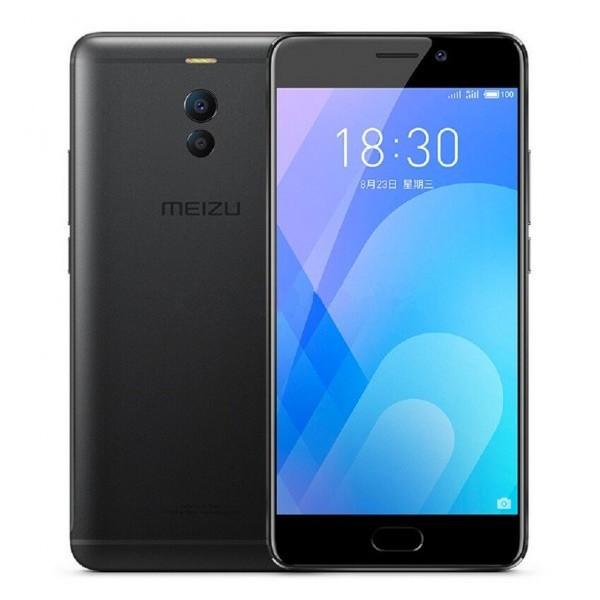 """Smartphone Meizu M6 NOTE 5,5"""" Octa Core 32 GB 4 GB RAM Schwarz"""