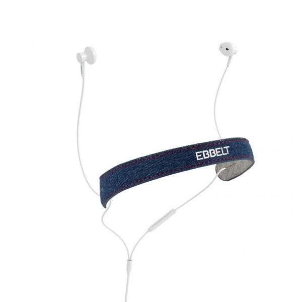 In-Ear-Kopfhörer Ebbelt URBAN 31349 Blau