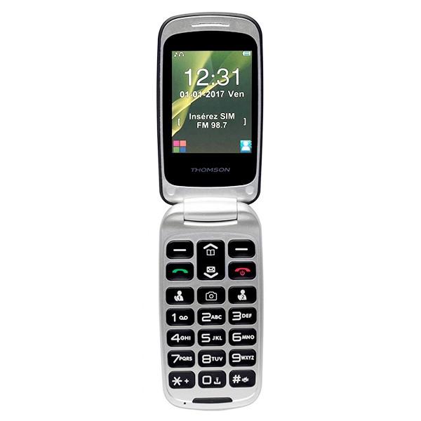 "Mobiltelefon für ältere Erwachsene Thomson SEREA 63 2,4"" Bluetooth"