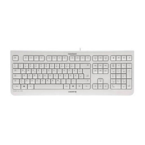 Tastatur Cherry JK-0800ES-0 Weiß
