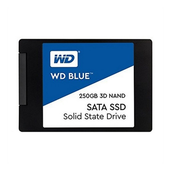 "Festplatte Western Digital WDS250G2B0A SSD 250 GB 2,5"" SATA III"