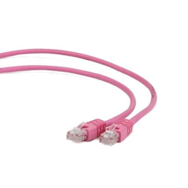 CAT 6 FTP Kabel iggual IGG309889 2 m Rosa