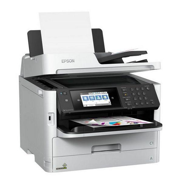 Multifunktionsdrucker Epson PRO WF-C5710DWF 24 ppm Fax WIFI NFC Weiß