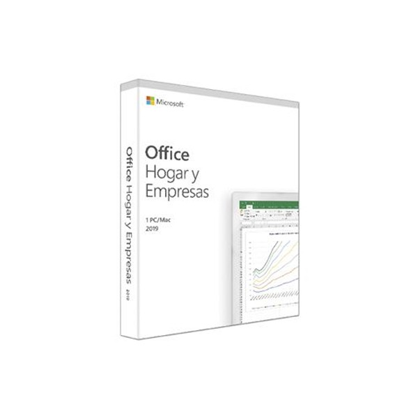 Microsoft Office 2019 Home and Office Microsoft T5D-03233 (1 lizenz)