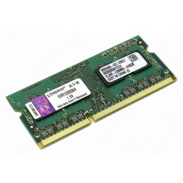 RAM Speicher Kingston IMEMD30105 KVR13S9S8/4 4 GB 1333 MHz DDR3-PC3-10600