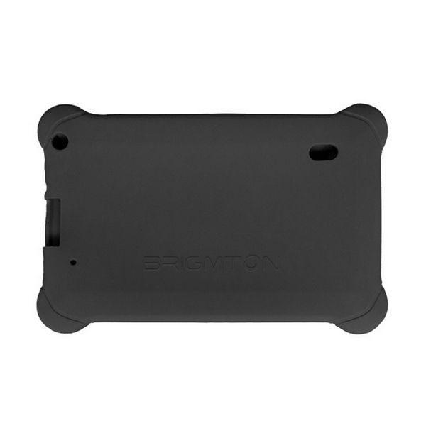 "Universal Tablet-Case BRIGMTON BTAC-94-N 9"" Silikon"