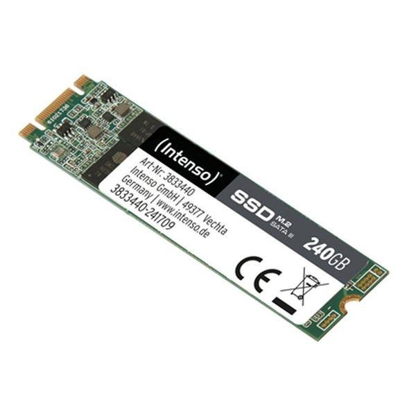 "Festplatte INTENSO 3833440 240 GB SSD 2.5"" SATA III"