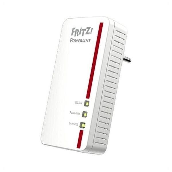 Schnittstelle Fritz! WLAN 1260E 866 Mbps 5 GHz Weiß Rot